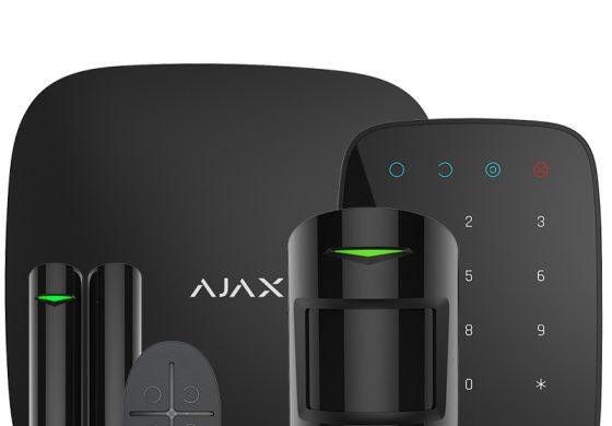 Ajax StarterKit + KeyPad