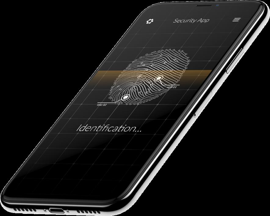 Security App приложение