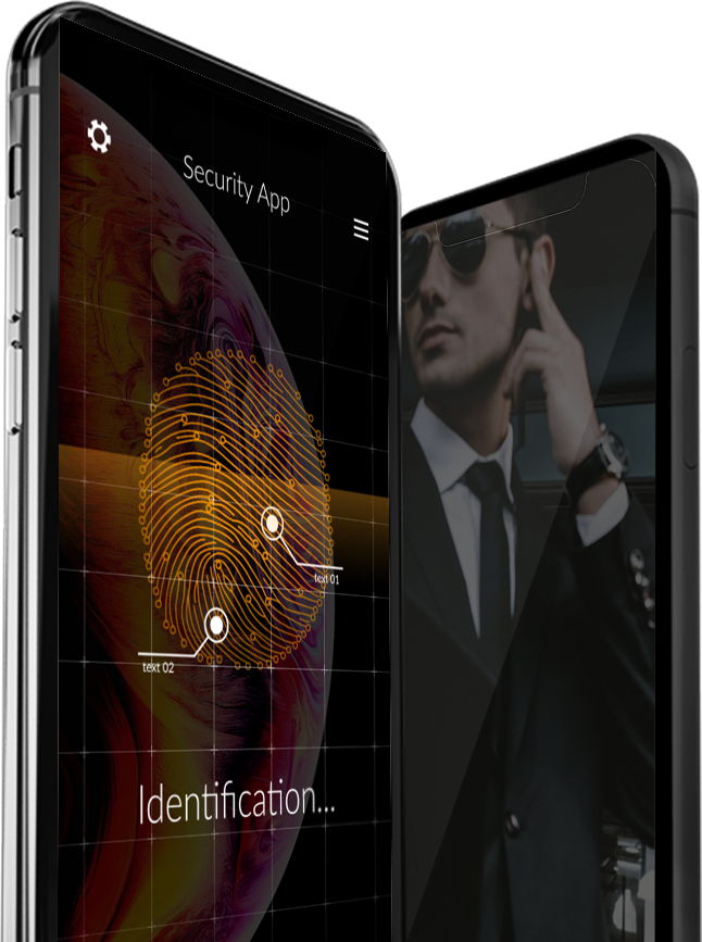Приложение для телефона Securrity App